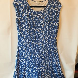 Boden short sleeve no waist dress